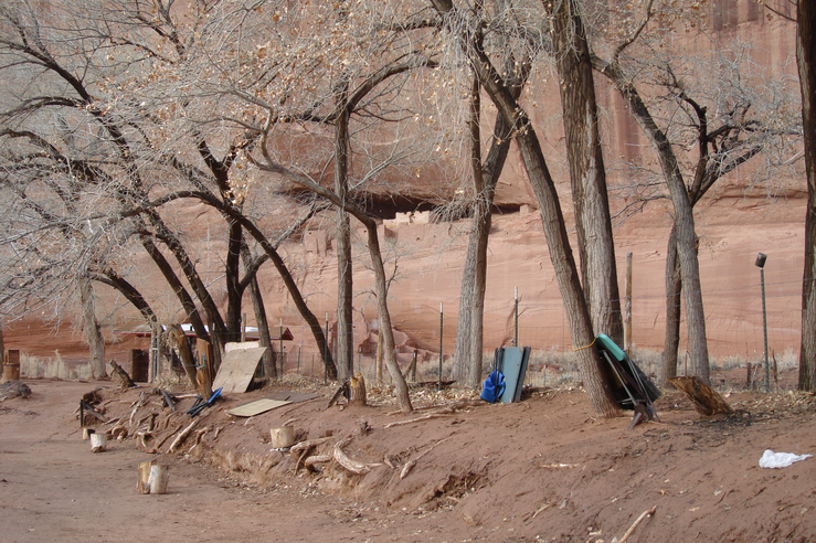 Indigenous Nation Neglected by White House in Ruins